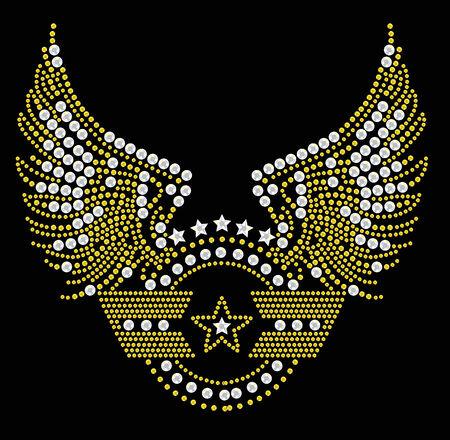 military symbol artwork Stock Vector - 5483010