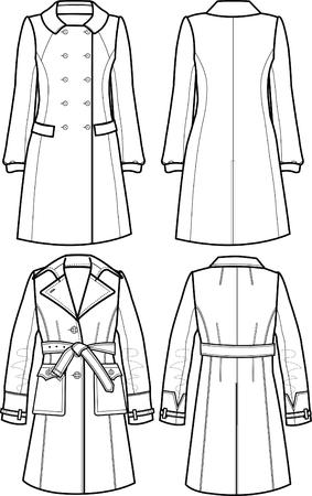wearing: lady wool jacket