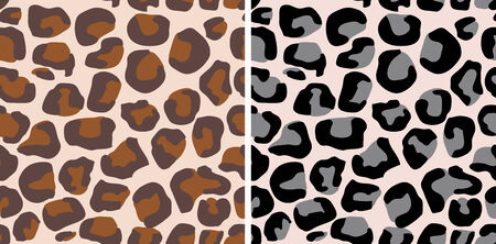 africa animal print Stock Vector - 6034811