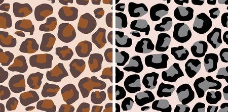 africa animal print Vector