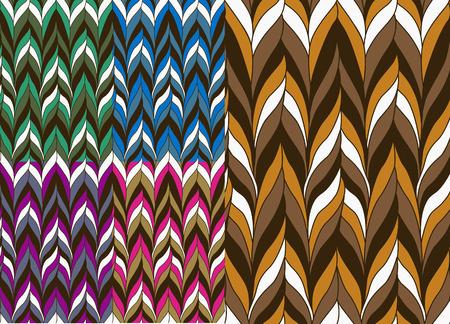 memory card: trendy seamless pattern