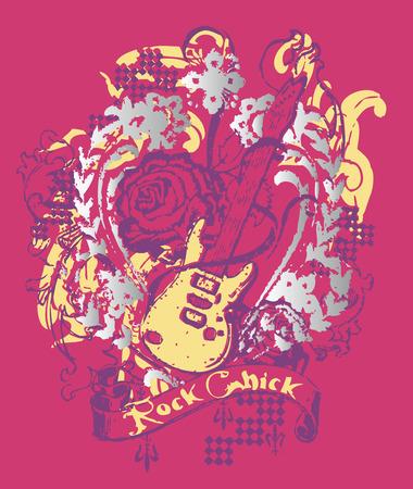 music style emblem