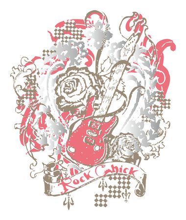 music style emblem Stock Vector - 6114961