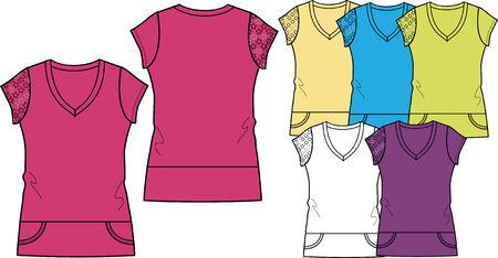 porfessional: girl fashion tops
