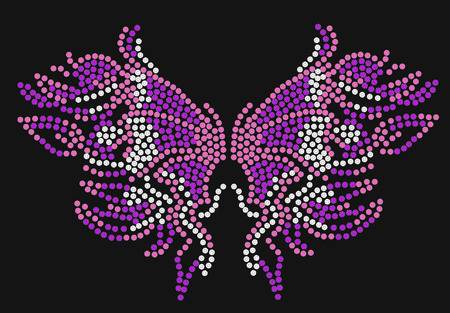 butterfly graphic artwork Vector