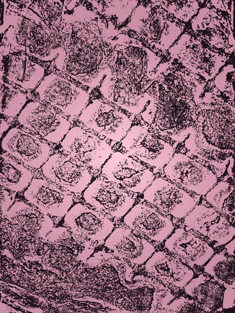 romance layer pattern Illustration