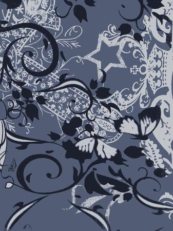 floral card design Vector