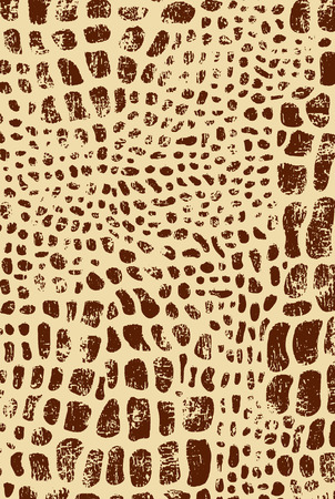 raw material: african animal print