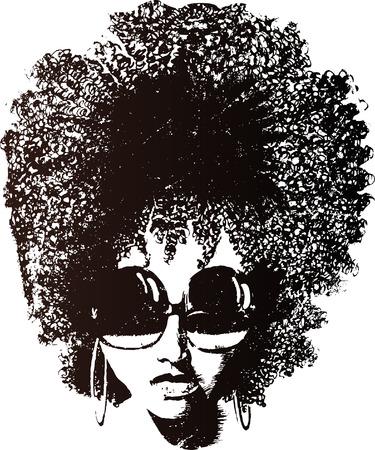 rock man illustration