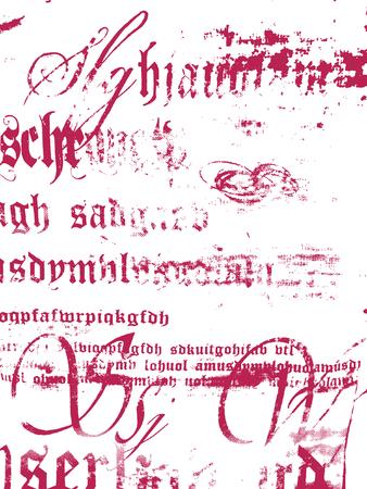 dirt texture: sfondo lettering