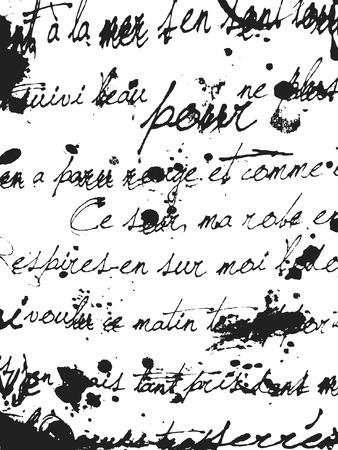 pinceladas: dise�o de fondo de letras