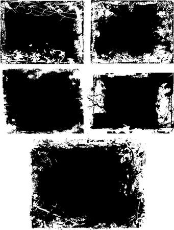 dirt texture: angosciata sgangherata trama