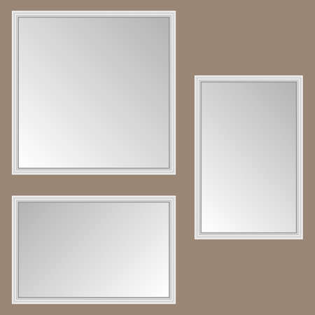 Empty Pictures  Vector