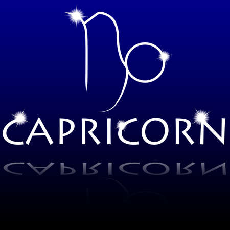 overbalance: Signs of the zodiac  Capricorn