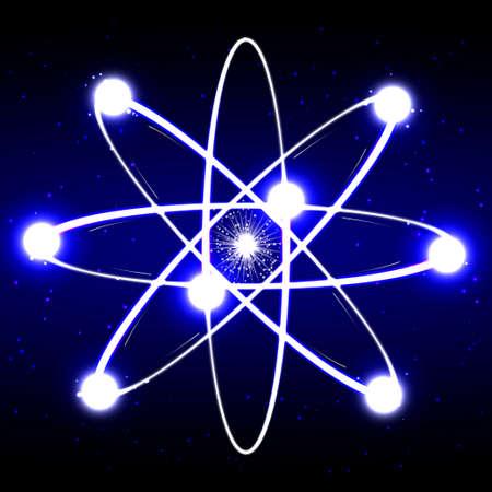 Vector atom