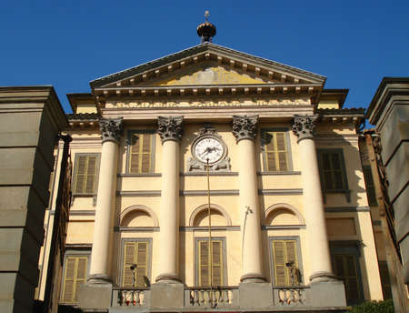 The accademia Carrara is an art gallery and an academy of fine arts in Bergamo