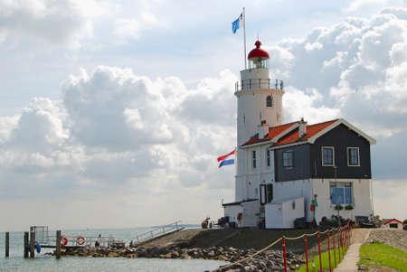 marken: Lighthouse Paard van Marken - Netherlands