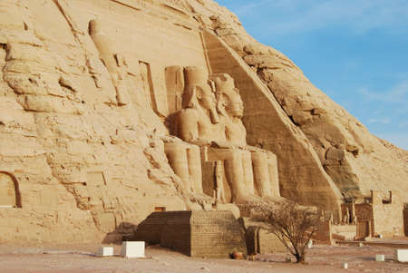 Abu Simbel temples, Egypt - Africa photo
