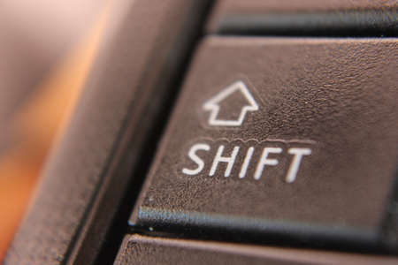 Shift Keyboard Button photo