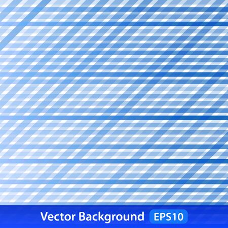 intersecting: Background of intersecting blue lines. Illustration