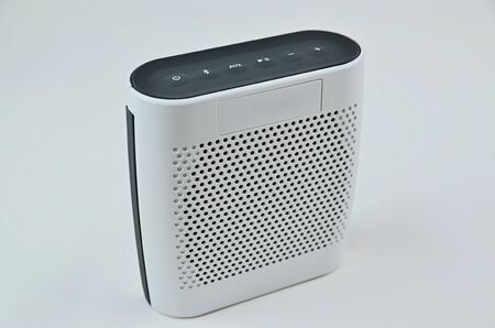 speaker: wireless speaker Stock Photo