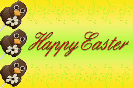 eastertime: Colorful easter stuff  for backgrounds. Ready to add text