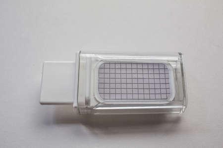 Incubators as a bacteria test on site Foto de archivo