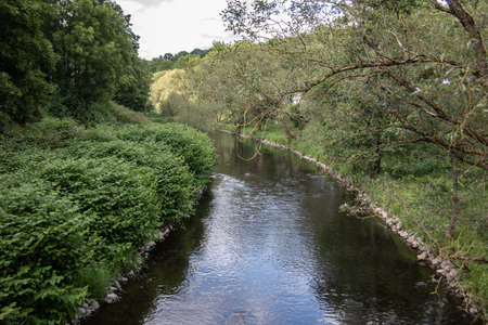 the course of the river the victory through thick forest