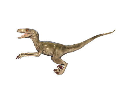 nimble dinosaurs from primeval times