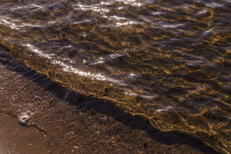 Abstract water surface of the sea background