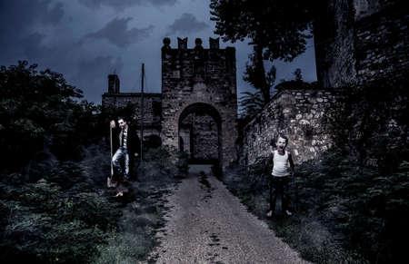 horror castle: El Castillo de Horror, Halloween Collection