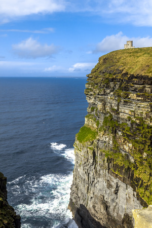 moher: Cliffs of Moher O