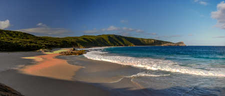 Twilight Beach blue sky Esperance Western Australia