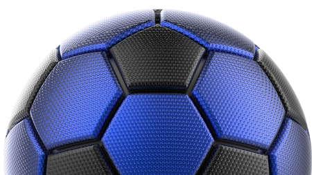 Soccer Ball. 3D illustration. 3D CG. High resolution. 스톡 콘텐츠