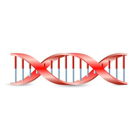 microcosmic: DNA symbol.