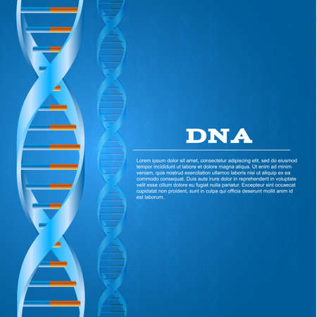 adn  su estructura: Science dna structure abstract design background