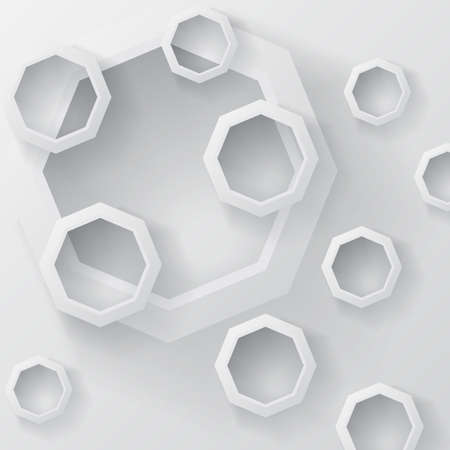 overlapping: Abstract Background Overlapping circles concept