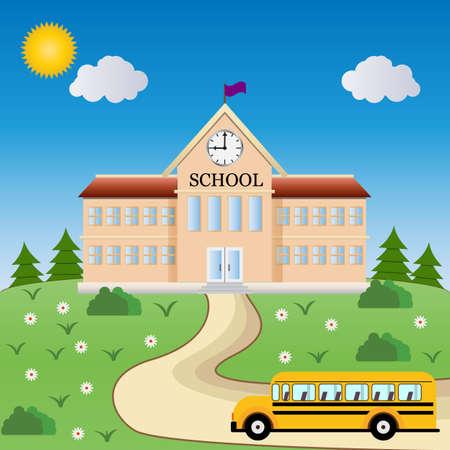 multilevel: School. Welcome back to school.