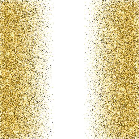 Or glitter background or brille sur fond blanc invitation crative fond de paillettes dor lor scintille sur fond blanc invitation stopboris Choice Image