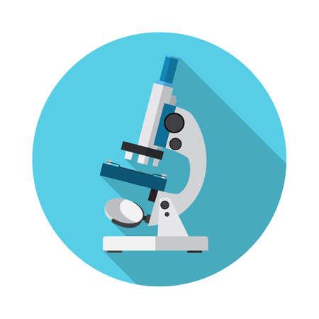 unicellular: Microscope Icon Vector. Microscope Icon Art. Microscope Icon Picture. Microscope Icon Image. Microscope Icon Flat. Microscope icon app. Microscope vector design. Flat circle icon with long shadow