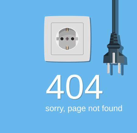 404 Error, page not found.