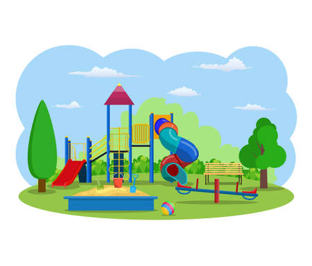 Juegos infantiles. Edificios para la construcción de la ciudad. Foto de archivo - 79575271