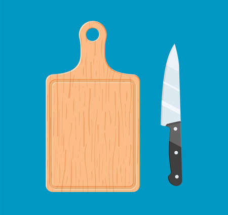 The cutting board and knife icon.