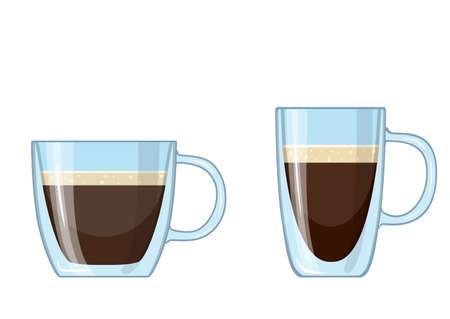Coffee cup icon Illusztráció