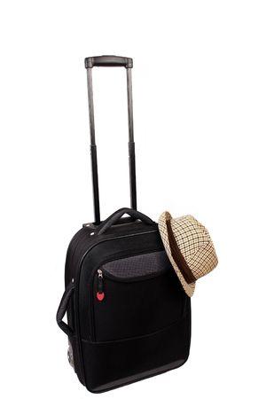 lugage: bag hat