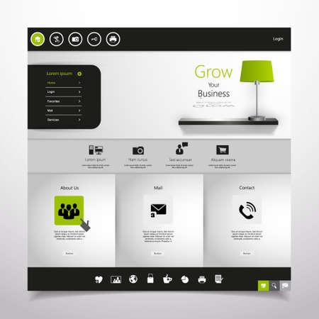 minimal: Minimal Website