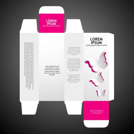 box design: perfume box design