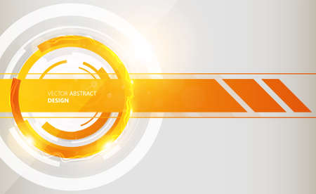 sg: Vector background abstract concept technology background. Illustration