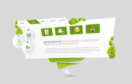 website: Eco Origami website.
