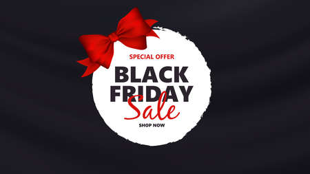 Black friday discount vector background, promotion, off sale design.